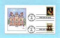 U.S. FDC S 42064210  AFDCS COURT OF HONOR CACHET - JUDITH FOGT 1