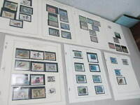 NYSTAMPS M OLD US BOB DUCK STAMP COLLECTION SCOTT ALBUM PAGE