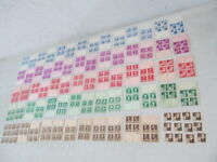 NYSTAMPS E MANY MINT NH OLD US FAMOUS AMERICAN STAMP & PLATE BLOCK COLLECTION