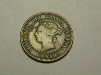 1881 H CANADA LARGE CENDT   IN V ERY FINE CONDITION