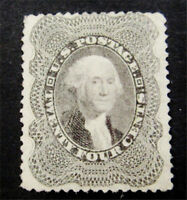 NYSTAMPS US STAMP  37 MINT OG H $1400