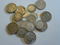 VARIOUS BIRTH YEARS 3D / SIXPENCE 1920 / 1967 YOUR CHOICE OF YEAR @ FREE POST