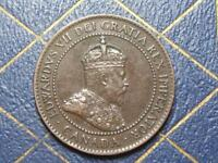1903 CANADIAN LARGE PENNY KING EDWARD VII LOT BX123