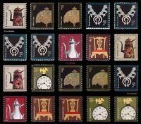 AMERICAN DESIGN SERIES COMPLETE SET OF 20 STAMPS 3612 3749 63 3761A MNH  BUY NOW
