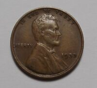 1933 LINCOLN WHEAT CENT  COIN  3113