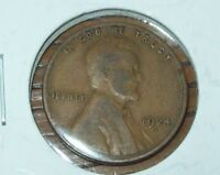 1924-D LINCOLN WHEAT CENT BETTER DATE COIN VG