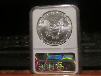 2013-S SILVER EAGLE EARLY RELEASE - NGC MINT STATE 69 SAN FRANCISCO MINT