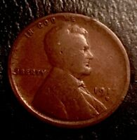 1917-D 1C BN LINCOLN CENT  118