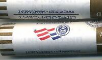 2010 P   D LINCOLN SHIELD PENNY GOVERNMENT ROLL LOT 2