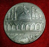 ANCIENT MAKKA MADINA  OLD TOKEN COIN WEIGHT 38 GM.