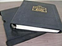 US EXCELLENT CHRISTMAS SEAL COLLECTION MOUNTED IN A WHITE ACE ALBUM W/CASE