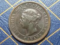 1897 CANADIAN LARGE PENNY QUEEN VICTORIA LOT 16