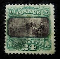 NYSTAMPS US STAMP  120 USED $700