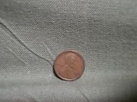 LINCOLN WHEAT CENT 1934-D