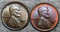 1923  1924 LINCOLN WHEAT CENTS --- GEM BU CONDITION LOT --- U532
