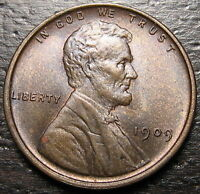 1909 P LINCOLN CENT WHEAT CENT  --  MAKE US AN OFFER  R5484