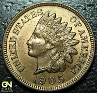 1905 INDIAN HEAD CENT  --  MAKE US AN OFFER  Y8898
