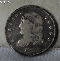1832 CAPPED BUST HALF DIME  FREE S/H AFTER 1ST ITEM