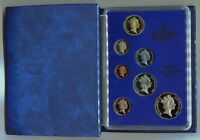1987 RAM PROOF SET OF 7 COINS   IN ENCAPSULATED CASE WITH  C