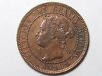 1899 CANADIAN LARGE PENNY QUEEN VICTORIA LOT B26