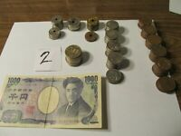 JAPANESE YEN LOT   FOREIGN EXCHANGE 2