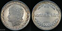 1982 NORTHSTAR MINT  LIBERTY AND JUSTICE  1 TROY OUNCE SILVER PROOF