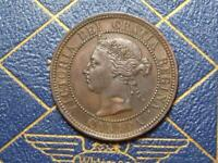 1888 CANADIAN LARGE PENNY QUEEN VICTORIA LOT B12