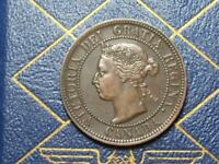 1900 CANADIAN LARGE PENNY QUEEN VICTORIA LOT B29
