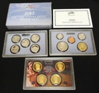 2010 US MINT    PROOF    COIN SET 14 COINS