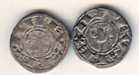 CINCIN 19 VERY NICE AND QUALITY 2 COINS MEDIEVAL SPAIN KING