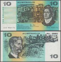 ND  1974 91  RESERVE BANK OF AUSTRALIA 10 DOLLARS
