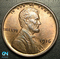 1916 P LINCOLN CENT WHEAT CENT  --  MAKE US AN OFFER  R9374