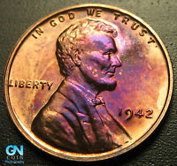 1942 PROOF LINCOLN CENT WHEAT CENT  --  MAKE US AN OFFER  G5289