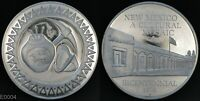 1976 BICENTENNIAL NEW MEXICO  A CULTRURAL MOSAIC  STERLING SILVER PROOF