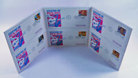 6 FIRST DAY COVERS FDC BUDDY HOLLY RITCHIE VALENS OTIS REDDING DINAH WASHINGTON
