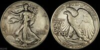 1941 WALKING LIBERTY HALF DOLLAR  LIGHTLY CIRCULATED  SILVER COIN