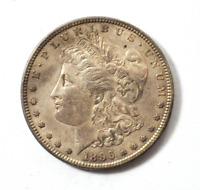 1896 $1 MORGAN SILVER ONE DOLLAR US PHILADELPHIA VAM 3 DOUBLE 89