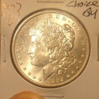 1902 O MORGAN DOLLAR CHOICE BU.PRICED TO SELL..LOT 3640