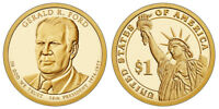 2016 S GEM PROOF GERALD R FORD DCAM PRESIDENTIAL DOLLAR UNCIRCULATED COIN PF