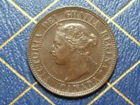 1897 CANADIAN LARGE PENNY QUEEN VICTORIA LOT B25