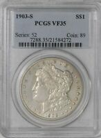 1903-S MORGAN DOLLAR $ VF35 PCGS   941781-10
