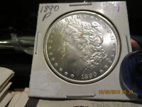 1890-P MORGAN DOLLAR MINT STATE