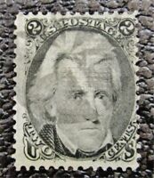NYSTAMPS US STAMP  84 USED $4500 GRILL