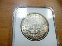 1898 O NGC MINT STATE 63 MORGAN SILVER DOLLAR $1 US MINT 1898-O NGC MINT STATE 63 PQ  LUSTER
