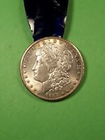 1889-S MORGAN DOLLAR MS COND.STRONG DETAIL,LUSTER,FEW BAG MARKS OBVERSE,