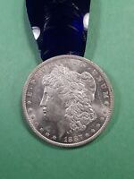 1887-O MORGAN DOLLAR MS COND. STRONG DETAIL, BRILLIANT, FEW MARKS, SCRATCHES