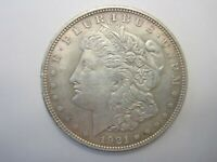 1921 MORGAN SILVER DOLLAR COIN EX. FINE