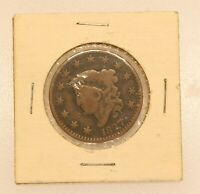 1827 US LARGE ONE CENT