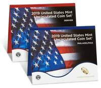 2019 U.S. MINT UNCIRCULATED COIN SET IN STOCK