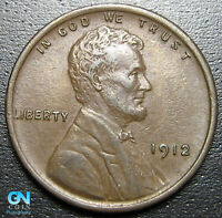 1912 P LINCOLN CENT WHEAT CENT  --  MAKE US AN OFFER  P2039